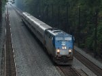 Amtrak Pennsylvania at Mile 255 Pittsburgh Line